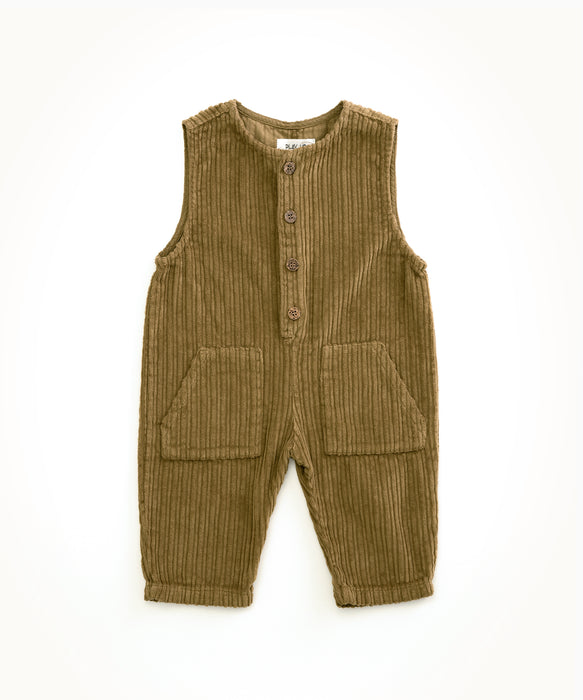 Play Up - Corduroy Jumpsuit