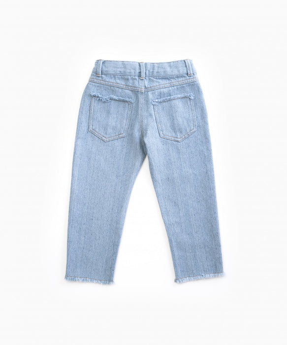 Play Up - Recycled Denim Trousers - Kids