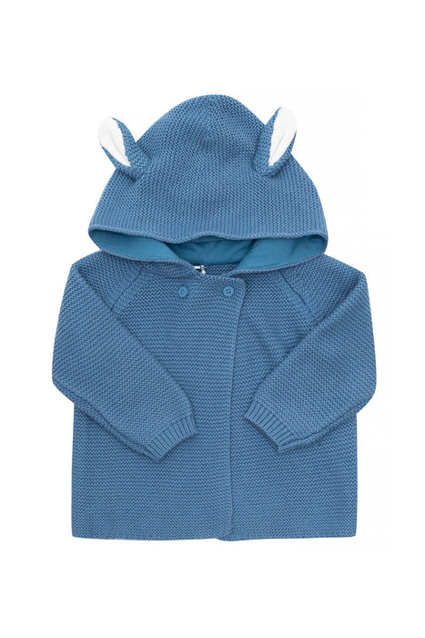 STELLA MCCARTNEY KIDS - Baby Bunny Cardigan Blue