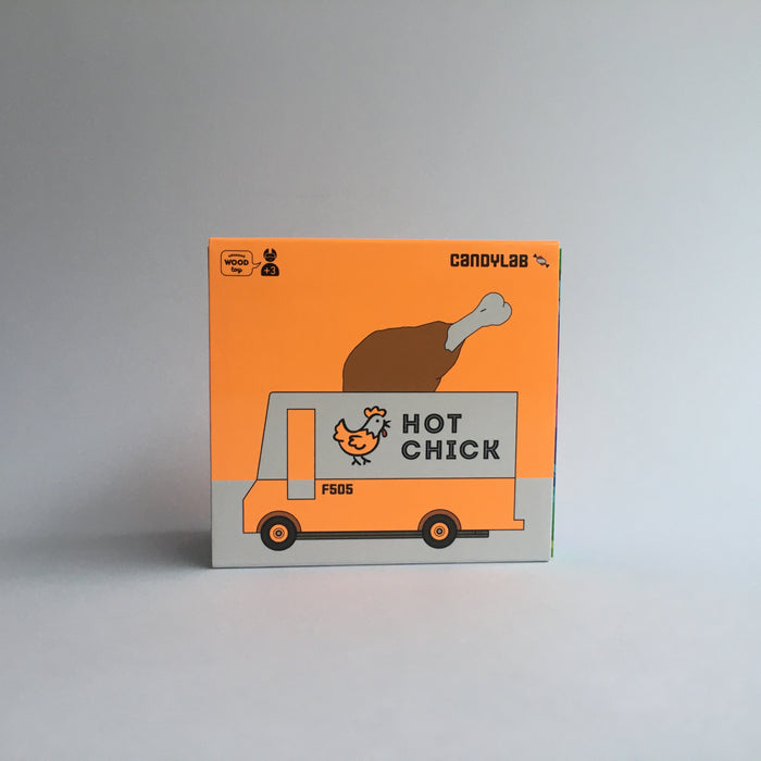 CANDYLAB TOYS - Hot Chick Truck