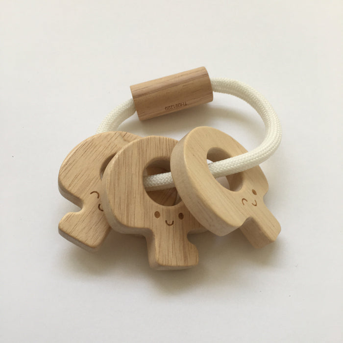 PLAN TOYS Wooden keys