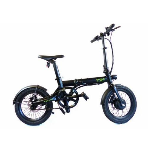 E-GO LITE Electric Folding Bike