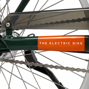 EMU Crossbar Electric Bike