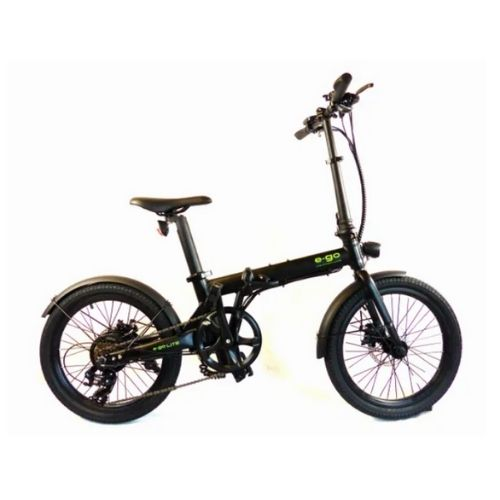 E-GO LITE+ Electric Folding Bike