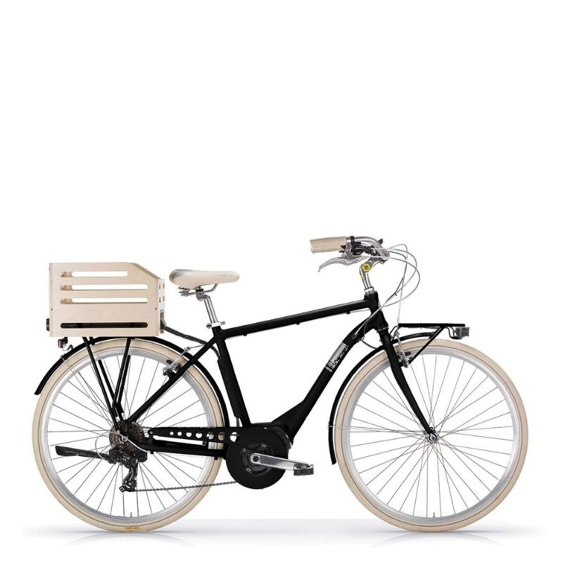 MBM Apostrophe Gents Hybrid Electric Bike