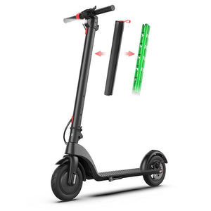 NANROBOT X7 Electric Scooter - 250W / 5.2Ah / 9.3 mile range