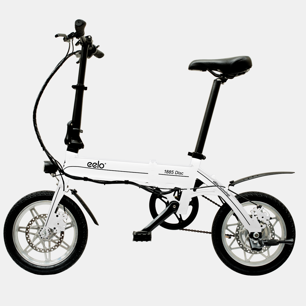 EELO Electric Folding Bike