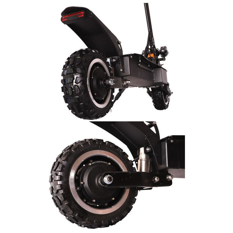 ULTRON T108 11 Inch Electric Scooter - 1600W / 30Ah / 43 mile range