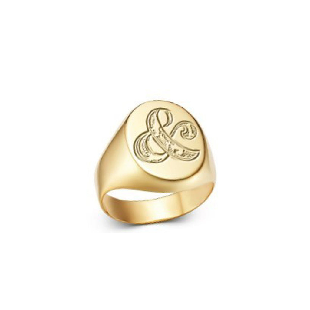 & JULIET Signet Ring (COMING SOON)
