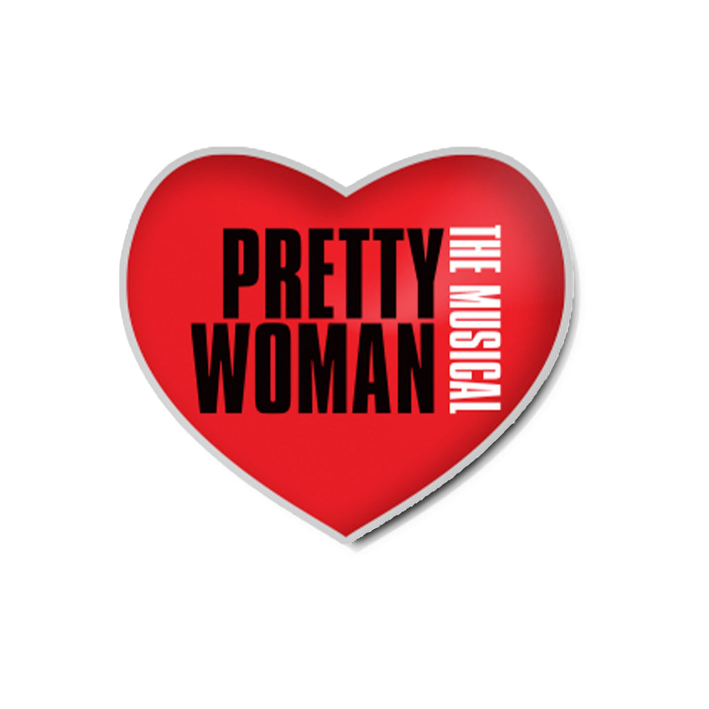 PRETTY WOMAN Lapel Pin