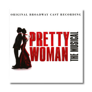 PRETTY WOMAN Cast Recording CD
