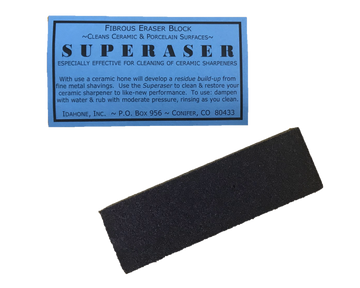 Superaser Fibrous Cleaning Block