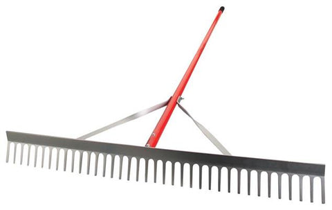 Atlas Trade Aluminium Landscaping Rake 915mm