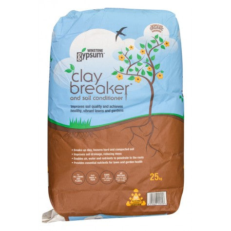 Gypsum Clay Breaker 25kg