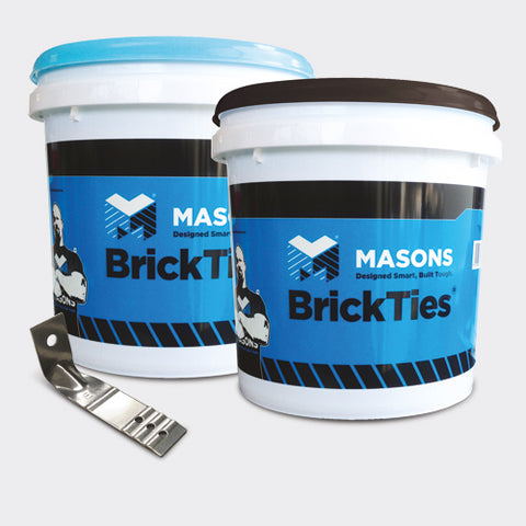 Masons Brick Ties