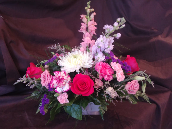 Pink Delight Floral Gift