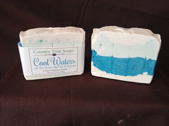 Cool Waters Artisan Soap