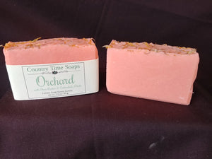 Orchard Artisan Soap