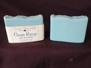 Ocean Breeze Artisan Soap