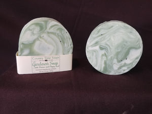 Gardener's Soap with Pumice Artisan Soap
