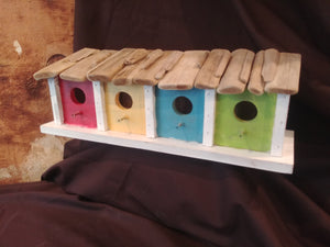 Jelly Bean Row Bird Condo