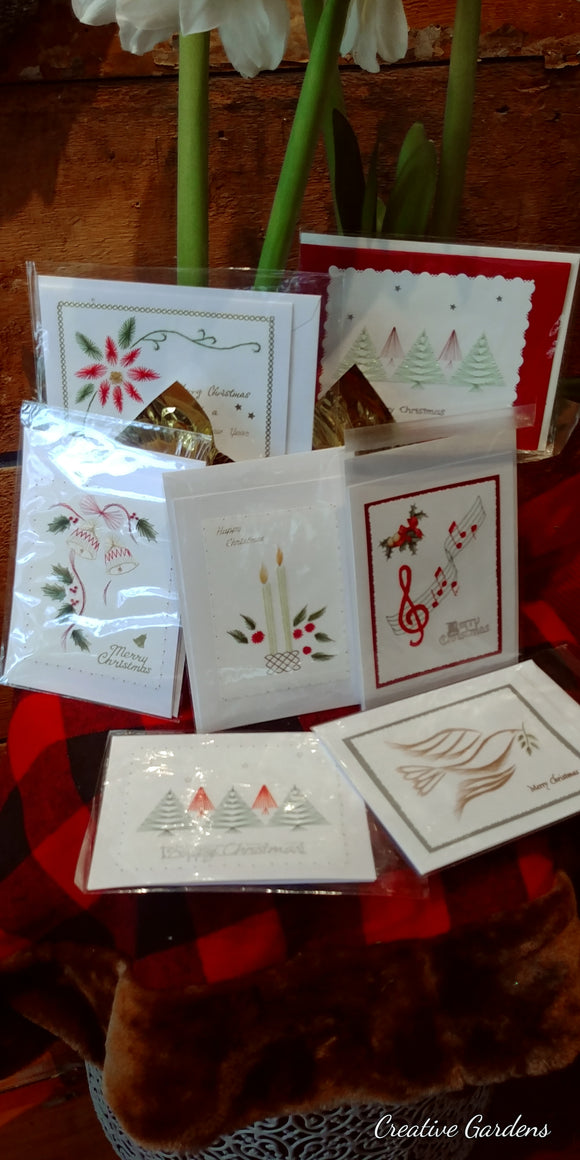 Christmas Cards by Pam Arthur