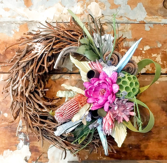 Bird's Nest Wreath