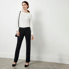 Madison Boat Neck Blouse Corporate Outfit