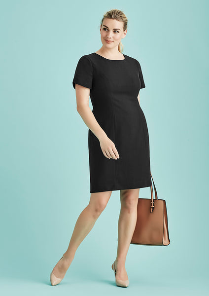 Classic Shift Dress - Assorted Colours