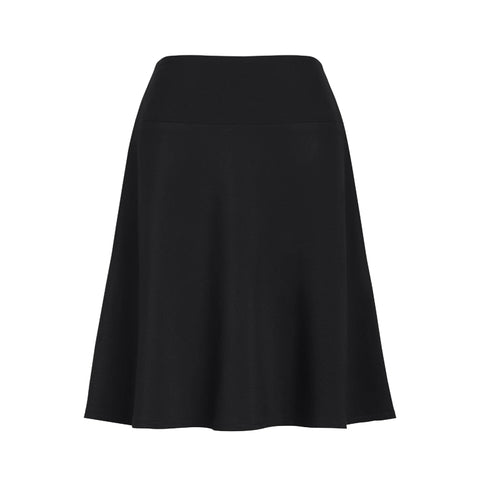 Bandless Flared Skirt - Assorted Colours