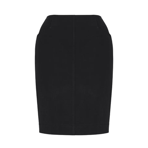 Bandless Pencil Skirt - Assorted Colours
