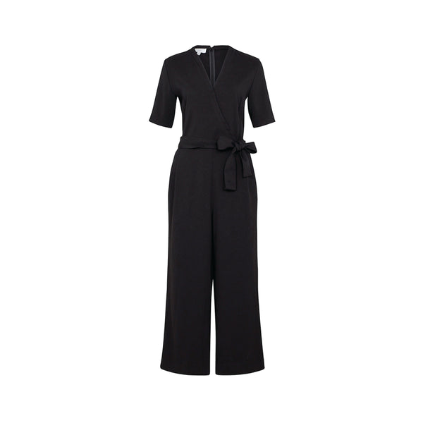 Keely Short Sleeve Jumpsuit
