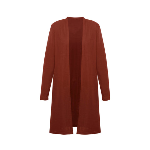 Chelsea Long Line Cardigan - Assorted Colours