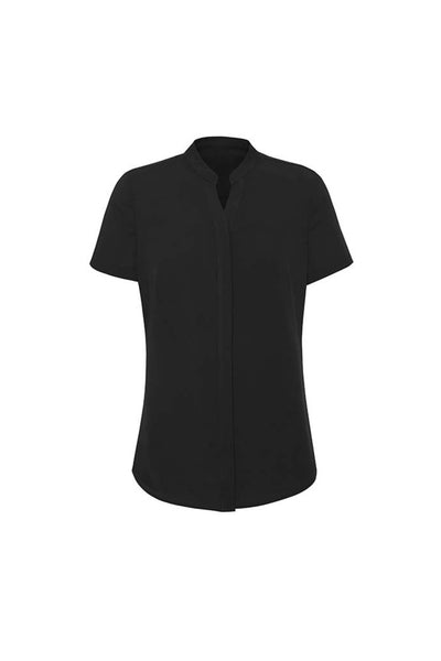Juliette Short Sleeve Blouse - Assorted Colours