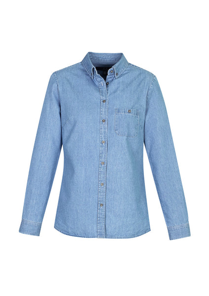 Indie Long Sleeve Shirt - Assorted Colours