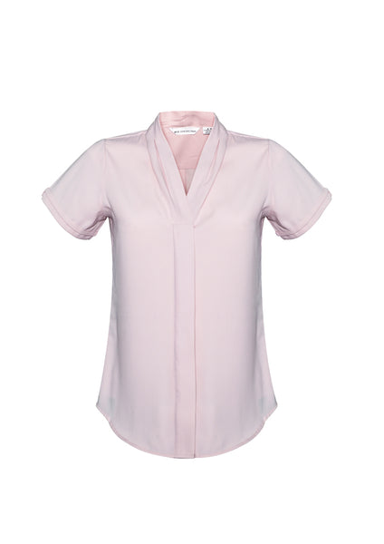 Madison Short Sleeve Top - Assorted Colours