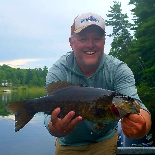 S2 Ep. 11:  River Smallmouth with John Gouker