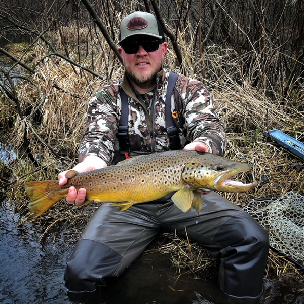S2 Ep. 6: Epic Brown Trout Fishing