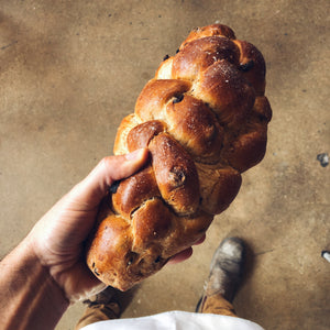 Challah Cinnamon Raisin - Thursday and Friday ONLY