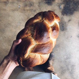 Challah Plain - Thursday and Friday ONLY