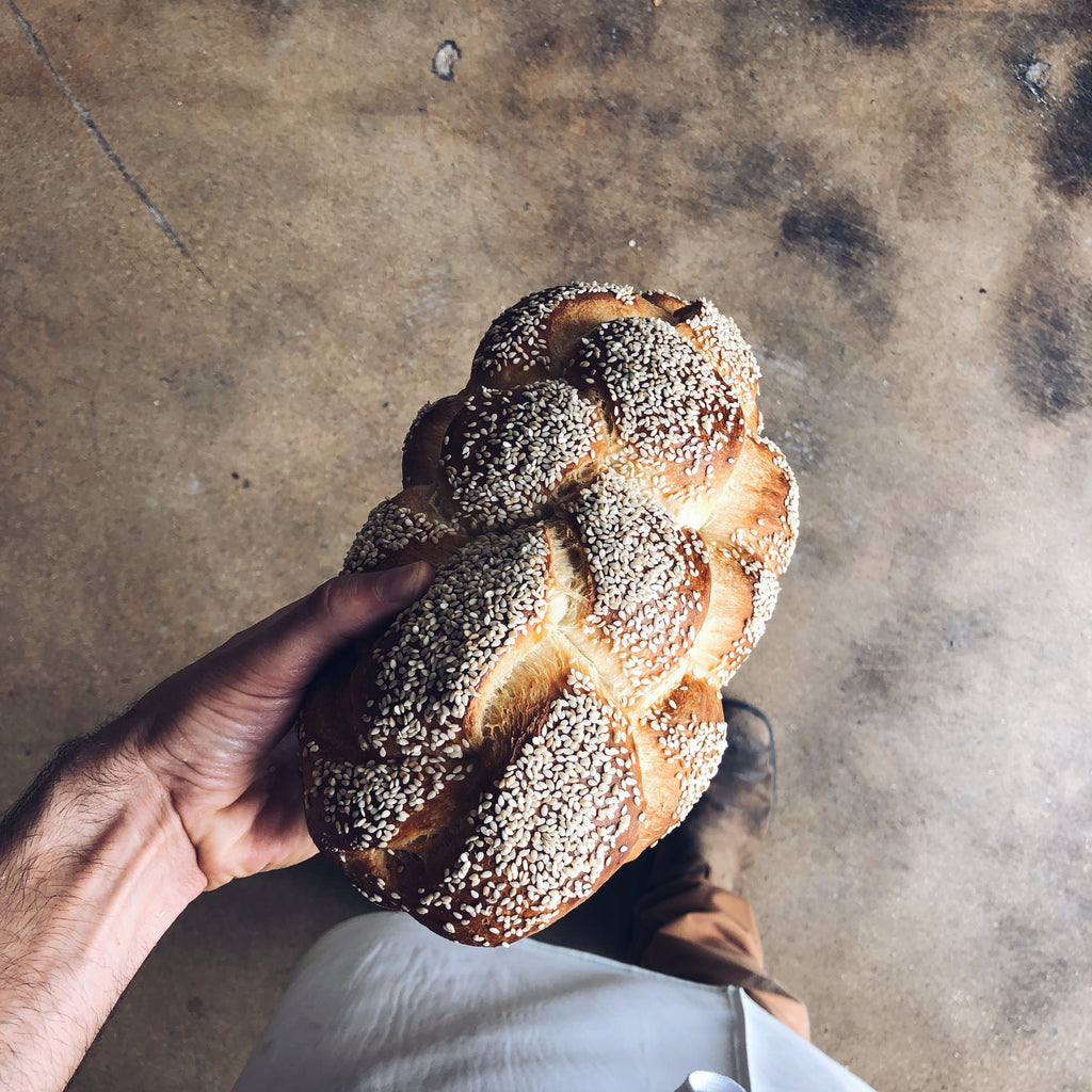 Challah Sesame - Thursday and Friday ONLY