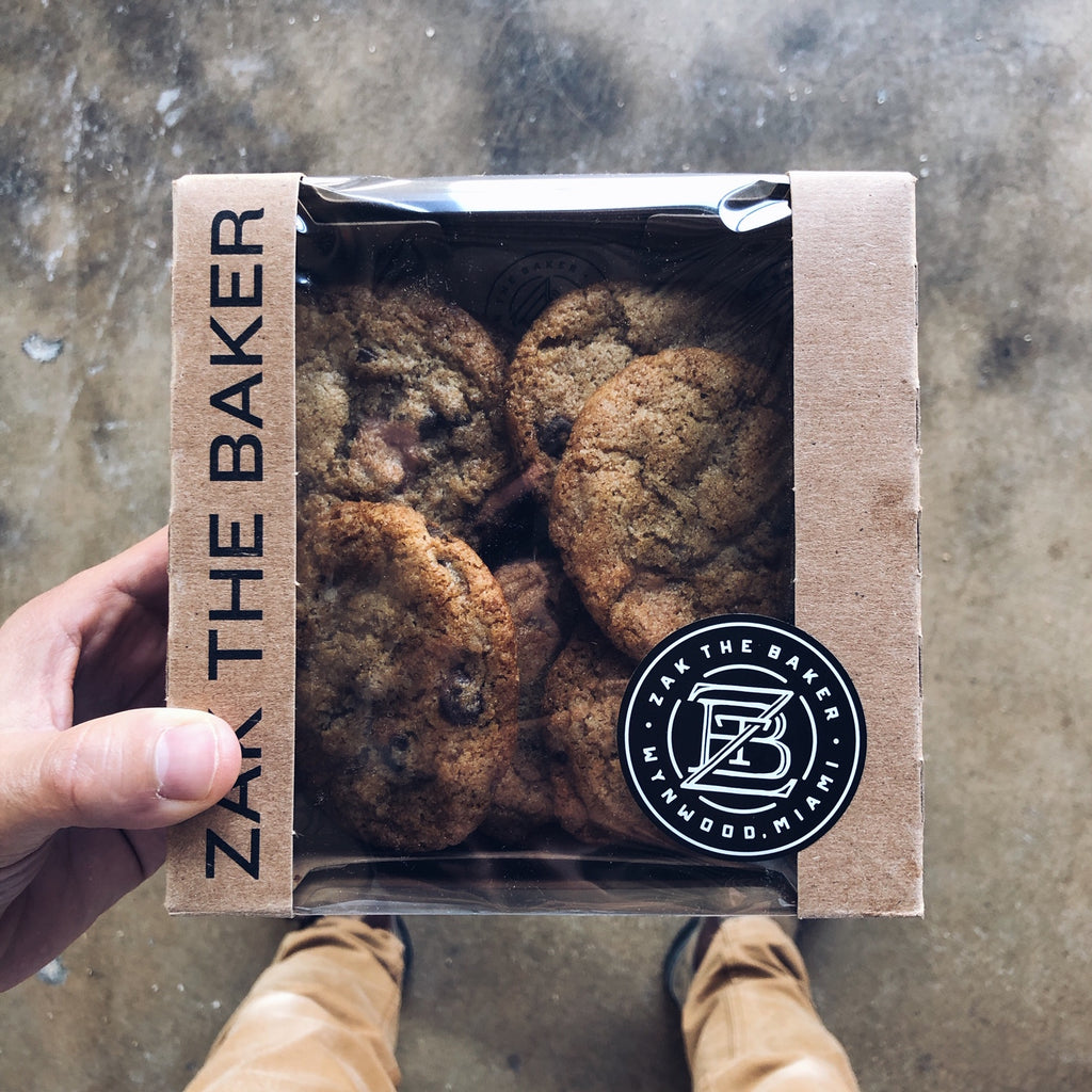 Chocolate Chip Cookie Box - 8 Units