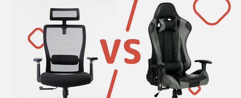 Office Chairs vs. Gaming Chairs: Which One Is Right for You?
