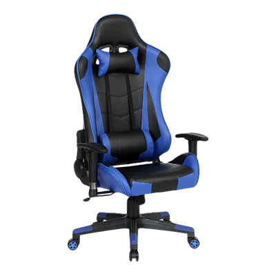 blue galex gaming chair
