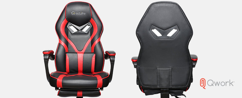 Qwork Office ecLife Gaming Chair
