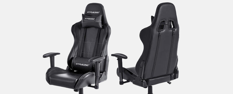 Qwork Office GT Racing Gaming Chair