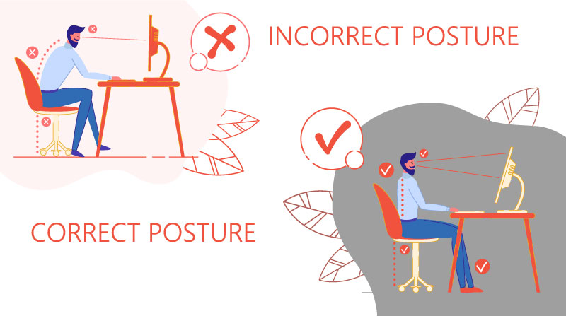 Qwork Simple Steps To Better Posture