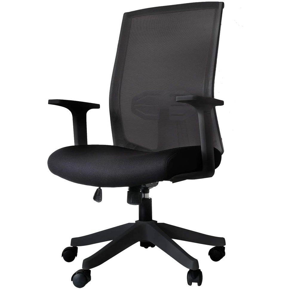 Pax Mid-back Mesh Office Chair - Qwork Office Furniture