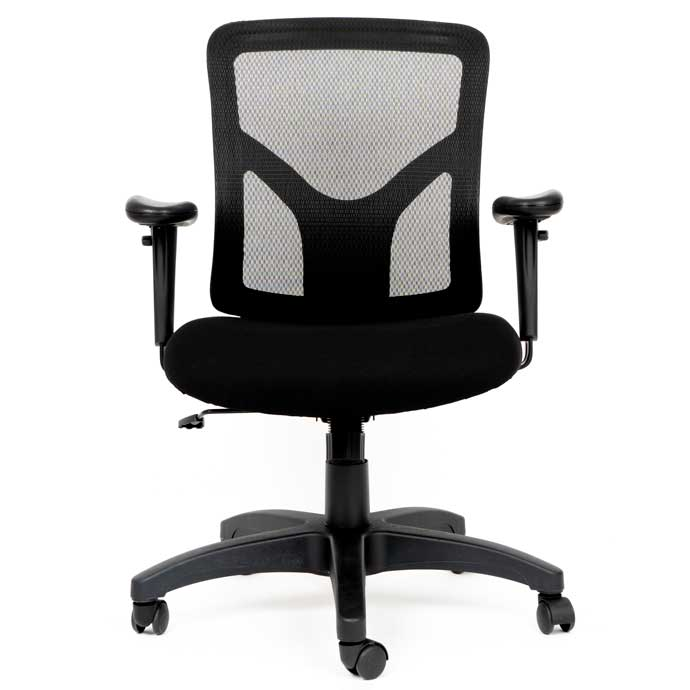 Finn Ergonomic Task Chair - Qwork Office Furniture