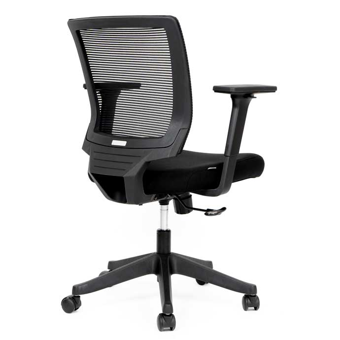 Milo Ergonomic Office Task Chair - Qwork Office Furniture